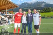 Samsung Charity Cup - Sportplatz Alpbach - Di 30.08.2016 - Michael STIX, Margarete SCHRAMB�CK, M BREITENECKER, M WALLNER123