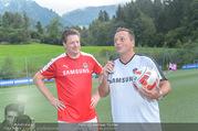 Samsung Charity Cup - Sportplatz Alpbach - Di 30.08.2016 - Michael STIX, Martin WALLER151