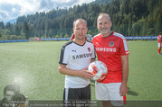 Samsung Charity Cup - Sportplatz Alpbach - Di 30.08.2016 - Matthias STROLZ, Alejandro PLATER293