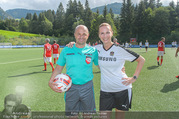 Samsung Charity Cup - Sportplatz Alpbach - Di 30.08.2016 - Konrad PLAUTZ, Michaela HUBER297