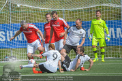 Samsung Charity Cup - Sportplatz Alpbach - Di 30.08.2016 - Michaela HUBER, Walter KOGLER, Philipp BODZENTA, Matthias STROLZ325