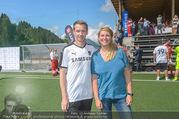 Samsung Charity Cup - Sportplatz Alpbach - Di 30.08.2016 - Martin HIDEN, Elisabeth HAKEL377