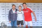 Samsung Charity Cup - Sportplatz Alpbach - Di 30.08.2016 - Markus BREITENECKER, Michael STIX, Michaela HUBER46