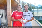 Samsung Charity Cup - Sportplatz Alpbach - Di 30.08.2016 - Walter KOGLER, Martin HIDEN61