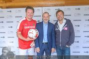 Samsung Charity Cup - Sportplatz Alpbach - Di 30.08.2016 - Alejandro PLATER, Markus BREITENECKER, Michael STIX74