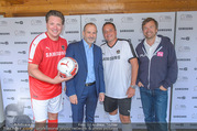 Samsung Charity Cup - Sportplatz Alpbach - Di 30.08.2016 - Alejandro PLATER, Markus BREITENECKER, Michael STIX, M WALLNER75