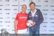 Samsung Charity Cup - Sportplatz Alpbach - Di 30.08.2016 - Rudi KOBZA, Markus BREITENECKER84
