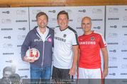 Samsung Charity Cup - Sportplatz Alpbach - Di 30.08.2016 - Rudi KOBZA, Markus BREITENECKER, Peter HANKE86