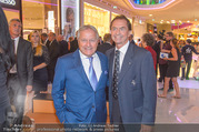 VIP Opening - Plus City Linz - Mi 31.08.2016 - Leo WINDTNER, Heribert CASPER88