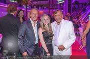 VIP Opening - Plus City Linz - Mi 31.08.2016 - Manfred DENNER, Richard und Jacqueline LUGNER125