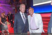 VIP Opening - Plus City Linz - Mi 31.08.2016 - Reinhold MITTERLEHNER, Richard LUGNER141