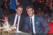 VIP Opening - Plus City Linz - Mi 31.08.2016 - G�nther HELM, Florian GSCHWANDTNER144