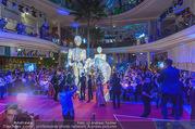 VIP Opening - Plus City Linz - Mi 31.08.2016 - Michelle HUNZIKER bei Er�ffnungszeremonie158