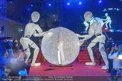 VIP Opening - Plus City Linz - Mi 31.08.2016 - Michelle HUNZIKER bei Er�ffnungszeremonie163