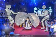 VIP Opening - Plus City Linz - Mi 31.08.2016 - Michelle HUNZIKER bei Er�ffnungszeremonie164