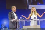 VIP Opening - Plus City Linz - Mi 31.08.2016 - Michelle HUNZIKER, Ernst KIRCHMAYR (B�hnenfoto)178