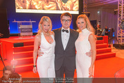 VIP Opening - Plus City Linz - Mi 31.08.2016 - Cathy ZIMMERMANN, Michael ST�TTINGER; Michelle HUNZIKER228