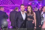 VIP Opening - Plus City Linz - Mi 31.08.2016 - Gernot FRIEDHUBER mit Claudia363