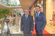 VIP Opening - Plus City Linz - Mi 31.08.2016 - Alfred KUTSCHERER, Alexander PIETSCH61