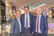 VIP Opening - Plus City Linz - Mi 31.08.2016 - Manfred DENNER, Kurt SCHNEIDER, Gerald HEINISCH65