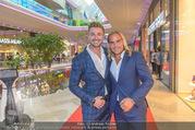 VIP Opening - Plus City Linz - Mi 31.08.2016 - Leo HILLINGER, Christian STURMAYR66