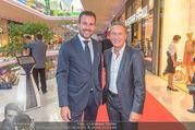 VIP Opening - Plus City Linz - Mi 31.08.2016 - Alexander PIETSCH, Manfred DENNER69
