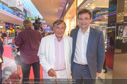 VIP Opening - Plus City Linz - Mi 31.08.2016 - Richard LUGNER mit Sohn Andreas84
