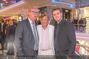 VIP Opening - Plus City Linz - Mi 31.08.2016 - Richard LUGNER, Peter SCHAIDER mit Sohn Peter SCHAIDER86