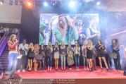 Opening Tag 3 - Plus City Linz - Fr 02.09.2016 - Schlussfoto Modenschau404