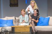 Bühnenfotos Honigmond - Stadttheater Berndorf - Mo 05.09.2016 - Kristina SPRENGER, Susanna HIRSCHLER, Adriana ZARTL23