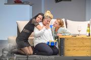 Bühnenfotos Honigmond - Stadttheater Berndorf - Mo 05.09.2016 - Kristina SPRENGER, Susanna HIRSCHLER, Adriana ZARTL46
