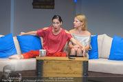 Bühnenfotos Honigmond - Stadttheater Berndorf - Mo 05.09.2016 - Kristina SPRENGER, Adriana ZARTL91