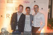 Runway Fashion Show - Kattus Sektkellerei - Di 06.09.2016 - Clemens TRISCHLER, Alexis FERNANDEZ, Carsten ZIMMERMANN55