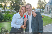 Premiere ´Honigmond´ - Stadttheater Berndorf - Do 08.09.2016 - Herbert STEINB�CK mit Petra15