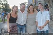 Premiere ´Honigmond´ - Stadttheater Berndorf - Do 08.09.2016 - Familie Gerold RUDLE mit Kindern Tim u. Nikola, Monica WEINZETTL26