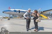 Breitling Super Constellation - Flughafen Wien Schwechat - Fr 09.09.2016 - Thomas MORGENSTERN, Ingrid THURNHER49