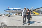 Breitling Super Constellation - Flughafen Wien Schwechat - Fr 09.09.2016 - Thomas MORGENSTERN, Ingrid THURNHER50