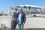 Breitling Super Constellation - Flughafen Wien Schwechat - Fr 09.09.2016 - Peter KELLNER,Thomas MORGENSTERN51