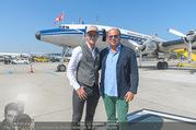 Breitling Super Constellation - Flughafen Wien Schwechat - Fr 09.09.2016 - Peter KELLNER,Thomas MORGENSTERN52