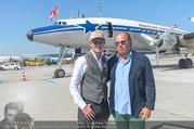 Breitling Super Constellation - Flughafen Wien Schwechat - Fr 09.09.2016 - Peter KELLNER,Thomas MORGENSTERN53