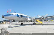 Breitling Super Constellation - Flughafen Wien Schwechat - Fr 09.09.2016 - Das Flugzeug54