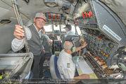 Breitling Super Constellation - Flughafen Wien Schwechat - Fr 09.09.2016 - Thomas MORGENSTERN im Cockpit58
