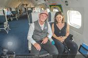 Breitling Super Constellation - Flughafen Wien Schwechat - Fr 09.09.2016 - Thomas MORGENSTERN, Ingrid THURNHER62