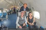 Breitling Super Constellation - Flughafen Wien Schwechat - Fr 09.09.2016 - Thomas MORGENSTERN, Ingrid THURNHER, Peter KELLNER63