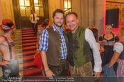 10. Trachtenpärchenball Teil 1 - Rathaus - Fr 09.09.2016 - Damien IZDEBSKA, Gerhard SCHILLING72