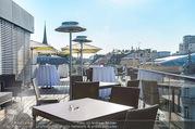 Trachten Award 2016 - Erste Bank Lounge - Mo 12.09.2016 - Dachterrasse, Location, Blick �ber Wien10