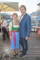 Trachten Award 2016 - Erste Bank Lounge - Mo 12.09.2016 - Kristina SPRENGER, Mario MINAR106