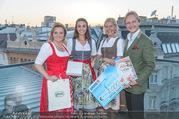 Trachten Award 2016 - Erste Bank Lounge - Mo 12.09.2016 - 1. Platz Ines BORTH in Bettina GRIESHOFER, WIESNER, FELDHOFER165