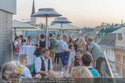 Trachten Award 2016 - Erste Bank Lounge - Mo 12.09.2016 - Dachterrasse, Sommer, Cocktail, Party, feiern, Wien176