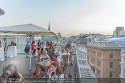 Trachten Award 2016 - Erste Bank Lounge - Mo 12.09.2016 - Dachterrasse, Sommer, Cocktail, Party, feiern, Wien178